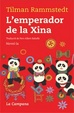 Cover of L'emperador de la Xina