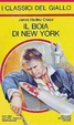 Cover of Il boia di New York