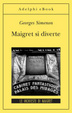 Cover of Maigret si diverte