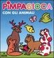 Cover of Pimpagioca con gli animali