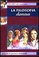 Cover of La filosofia donna