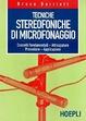 Cover of Tecniche stereofoniche di microfonaggio