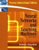 Cover of Neural Networks and Learning Machines: International Version