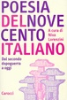 Cover of Poesia del Novecento italiano vol. 2