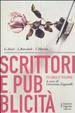 Cover of Scrittori e pubblicità