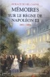 Cover of Mémoires sur le règne de Napoléon III