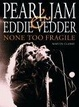 Cover of Pearl Jam and Eddie Vedder