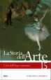 Cover of La Storia dell'Arte Vol. 15