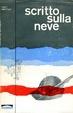 Cover of Scritto sulla neve