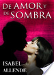 Cover of De amor y de sombra