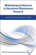 Cover of Methodological advances in educational effectiveness research