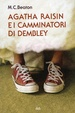 Cover of Agatha Raisin e i camminatori di Dembley