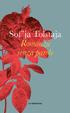Cover of Romanza senza parole
