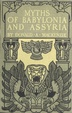 Cover of Myths of Babylonia and Assyria