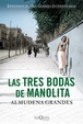 Cover of Las tres bodas de Manolita