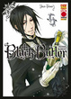 Cover of Black Butler vol. 5