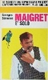 Cover of Maigret è solo