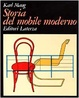 Cover of Storia del mobile moderno