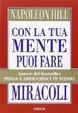 Cover of Con la tua mente puoi fare miracoli