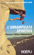 Cover of Arrampicata sportiva