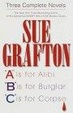 Cover of Sue Grafton