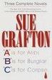 Cover of Sue Grafton