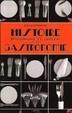 Cover of Histoire divertissante et curieuse de la gastronomie