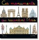 Cover of Ces monuments qui racontent Paris