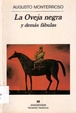 Cover of La oveja negra y demás fábulas