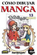 Cover of COMO DIBUJAR MANGA 13. NIVEL BASICO 2