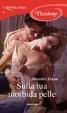 Cover of Sulla tua morbida pelle