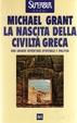 Cover of La nascita della civiltà greca