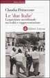 Cover of Le 'due Italie'
