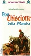 Cover of Don Chisciotte della Mancha