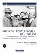 Cover of Musiche tradizionali del Molise. Le registrazioni di Diego Carpitella e Mario Alberto Cirese (1954). Con CD Audio