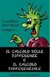 Cover of Il professor Apotema insegna ... il calcolo delle differenze e il calcolo differenziale