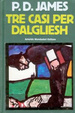 Cover of Tre casi per Dalgliesh