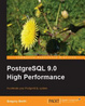 Cover of Postgresql 9.0 High Performance
