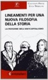 Cover of Lineamenti per una nuova filosofia della storia