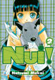 Cover of Nui! vol. 2