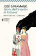 Cover of L'assedio di Lisbona