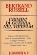 Cover of Crimini di guerra nel Vietnam