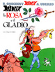 Cover of Asterix, la rosa e il gladio