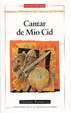 Cover of Cantar del Mío Cid