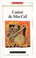 Cover of Cantar del Mío Cid