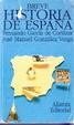 Cover of BREVE HISTORIA DE ESPAÑA