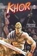 Cover of ! SCHEDA DOPPIA ! Khor n. 1