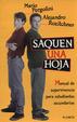 Cover of Saquen una hoja