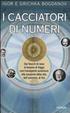 Cover of I cacciatori di numeri