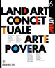 Cover of Land Art Concettuale Arte povera